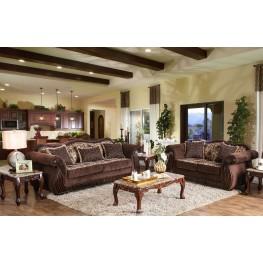 Kensett Brown Living Room Set