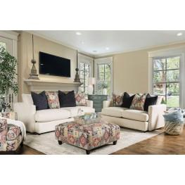 Pomfret Beige Living Room Set