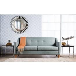 Mallory Blue Ash Sofa