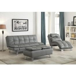 Dilleston Futon Style Living Room Set