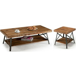 Chandler Natural Occasional Table Set