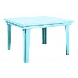 "Generations Aqua 46"" Square Dining Table"