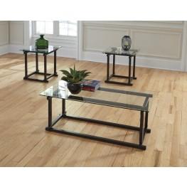 Vonarri 3-in-1 Occasional Table Set