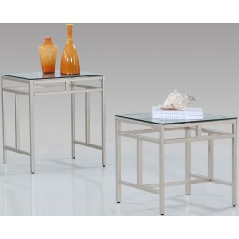 Genesis Champagne Nesting Tables