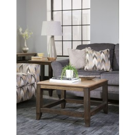 Mandoro Two-tone Brown Occasional Table Set