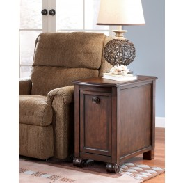 Brookfield Chairside End Table