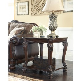 Norcastle Square End Table