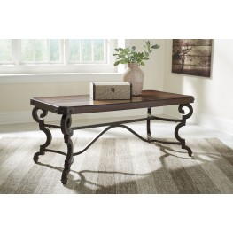 Hadelyn Brown Occasional Table Set