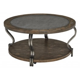 Volanta Round Cocktail Table
