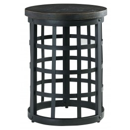 Marimon Round End Table