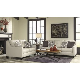 Traxmore Brown Ocassional Table Set