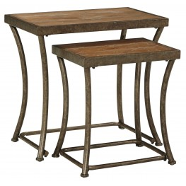 Nartina Nesting End Tables Set of 2