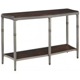 Lavidor Brown Sofa Table
