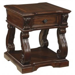 Alymere Square End Table