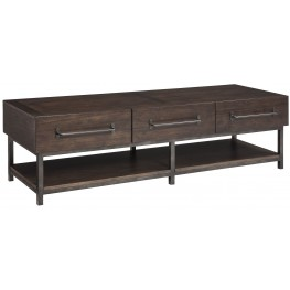 Starmore Brown Rectangular Cocktail Table
