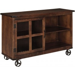 Norlandon Medium Brown Console
