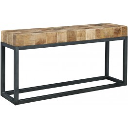 Prinico Two Tone Sofa Table