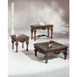 Casa Mollino Square Occasional Table Set