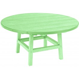 """Generations Lime Green 37"""" Round Cocktail Table"""