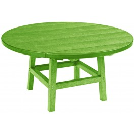 """Generations Kiwi Lime 37"""" Round Cocktail Table"""