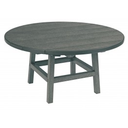 """Generations Slate Grey 37"""" Round Leg Cocktail Table"""