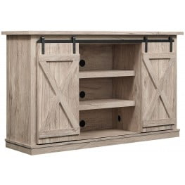 Bell'O Ashland Pine Cottonwood TV Stand