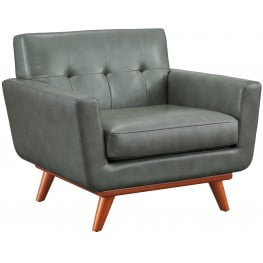 Lyon Smoke Grey Chair