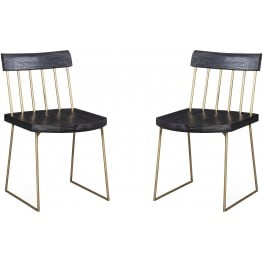 Madrid Pine Chair Set of 2
