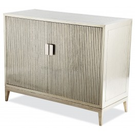 Treviso German Silver Ribbed Chest