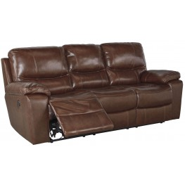 Penache Saddle Power Reclining Sofa