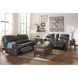 Banetonville Metal Power Reclining Living Room Set