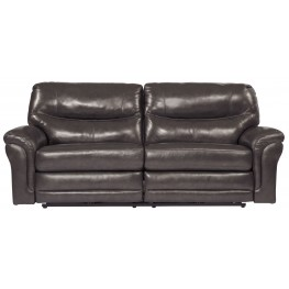 Banetonville Metal 2 Seat Power Reclining Sofa
