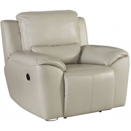 Valeton Cream Power Recliner