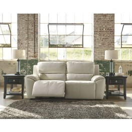 Valeton Cream 2 Seat Power Reclining Sofa