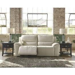 Valeton Cream 2 Seat Reclining Sofa