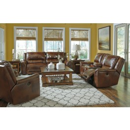 Jayron Harness Reclining Living Room Set