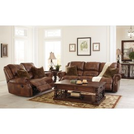 Walworth Auburn Reclining Living Room Set