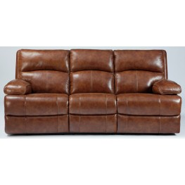 Lensar Nutmeg Power Reclining Sofa