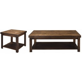 Sausalito Whiskey Occasional Table Set