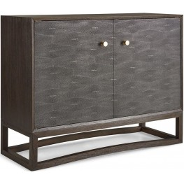 Viceroy Shagreen and Gun Metal Accent Chest