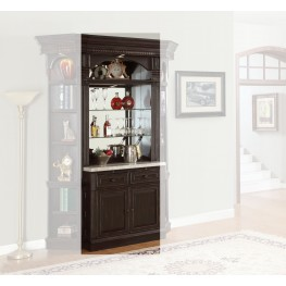 Venezia 2pc Bar Base & Hutch