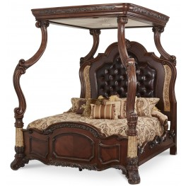 Victoria Palace Cal. King Canopy Bed