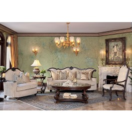 Victoria Palace Living Room Set