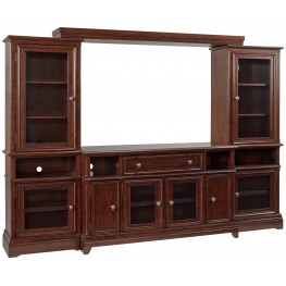 Lavidor Chocolate Entertainment Wall