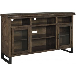 Esmarina Walnut Brown TV Stand