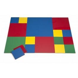 Square Shape Puzzleation