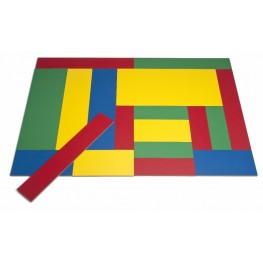 Rectangle Shape Puzzleation
