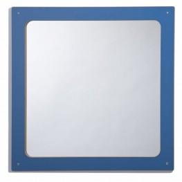 Framed Reversible Square Mirror