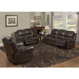 Webber Sumatra Dual Power Reclining Living Room Set