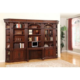 "Wellington 32"" Bookcase Wall Unit"